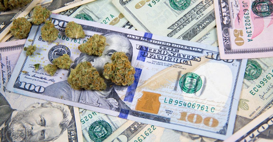 マサチューセッツ州の娯楽用大麻の初年度売上は約4億ドル!