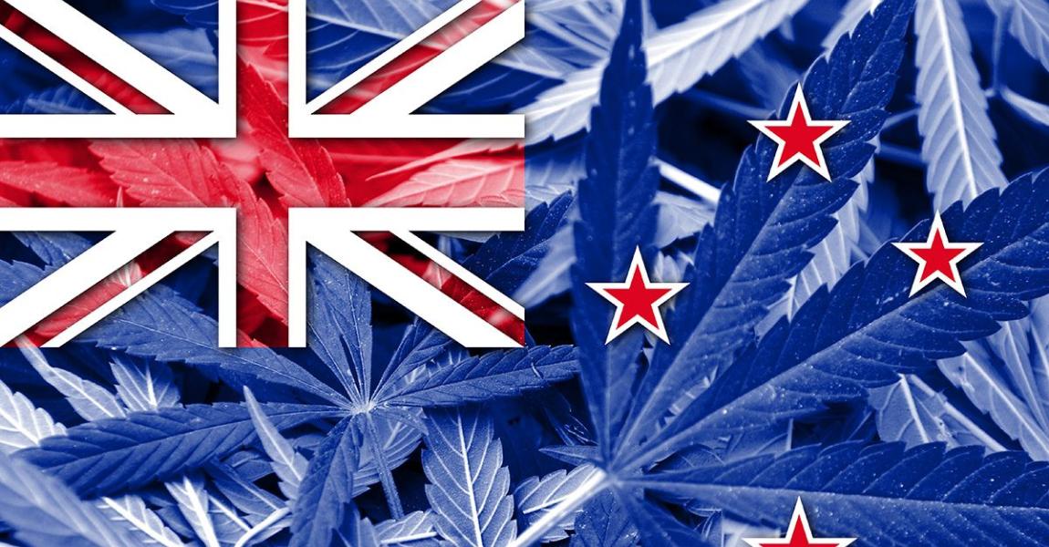 ニュージーランド政府が2020年の国民投票に先立つ大麻合法化法案を発表!