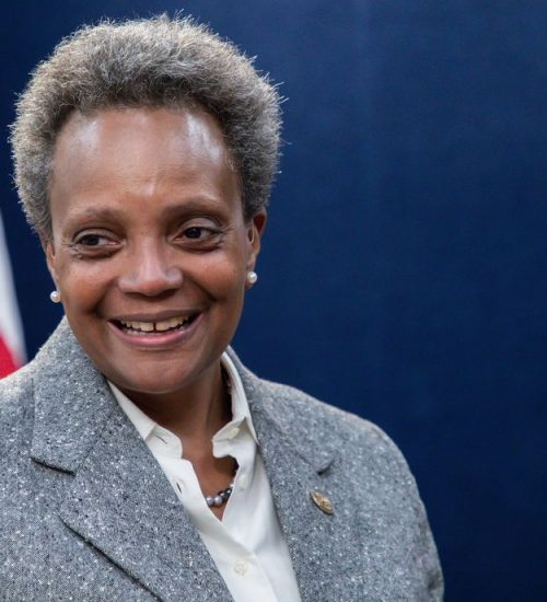 Mayor Lori Lightfoot