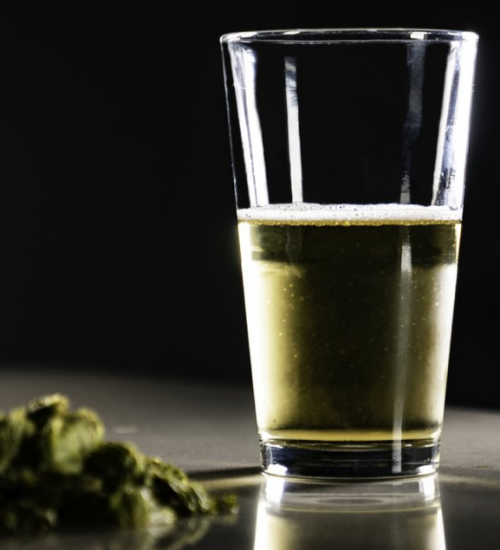 大麻入り飲料 アルコール