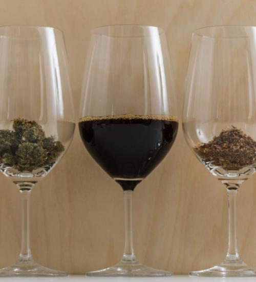 大麻とアルコール