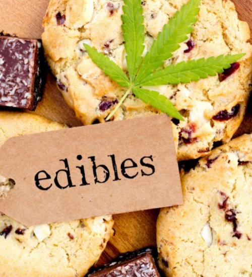 大麻クッキー