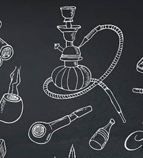 色々な大麻の摂取方法